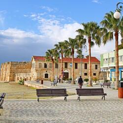 Enjoy Larnaca City And Explore All The Important Locations