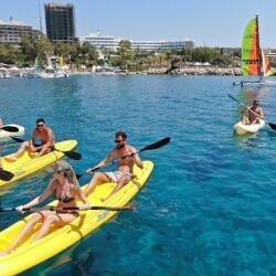 West Water Sports Kayaking Fun